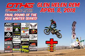 motocross races in california over the hill gang the premier vet mx club