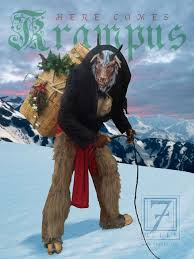 Krampus Costume Advanced Dungeons And Parenting Shadow Of The Krampus A