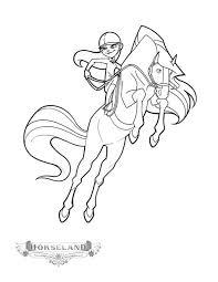 15 horseland images scarlet cartoon