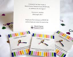 wedding gift donation to charity wedding gift fresh wedding gift donation to charity picture tips