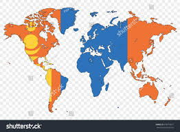 Mongolia Flag Mongolia On World Map I 69 Map Cod 3 Map Pack