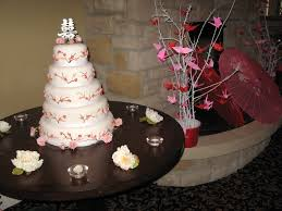 Asian Wedding Cake Table Romantic Chinese Wedding Lillian Eric