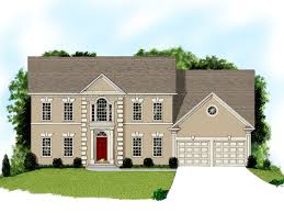 two story colonial house plans lyons georgian colonial home plan 013d 0109 house plans and more