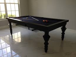 contemporary 8 feet pool tables