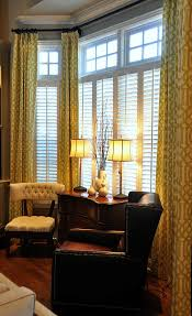 23 best tall window treatments images on pinterest living room