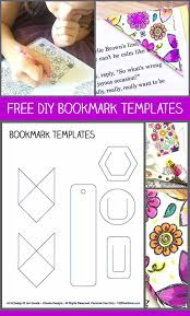 40 free printable bookmark templates template labbookmark