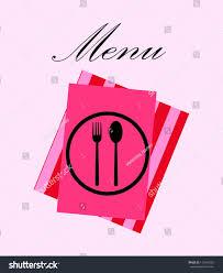 Beautiful Menu Beautiful Menu Card Stock Vector 115940152 Shutterstock