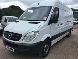 used mercedes benz sprinter vans for sale in nottingham