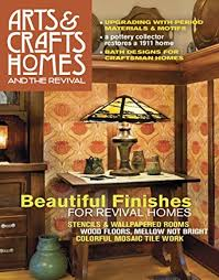 Arts And Crafts Home Interiors Arts U0026 Crafts Homes Amazon Com Magazines