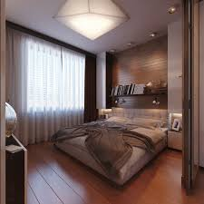 bedroom beautiful white black wood glass simple design modern