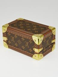 jewelry box 20 louis vuitton monogram canvas coffret tresor 20 jewelry box