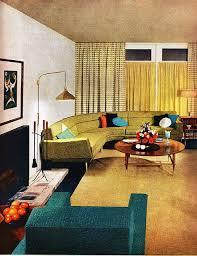 Best Mid Century Interior Design Images On Pinterest Mid - Interior design mid century modern