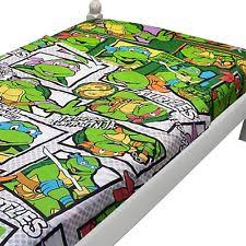 ninja turtle sheets ebay
