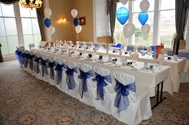 seat covers for wedding chairs chair covers for weddings events gretna flower basket