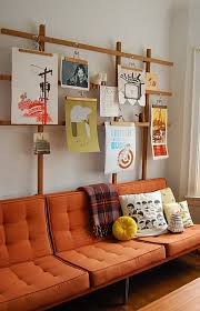hang poster without frame save a wall hang a poster 20 ideas for alternative art display