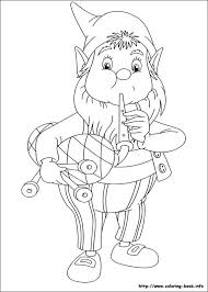 47 best noddy colouring pages images on pinterest drawings
