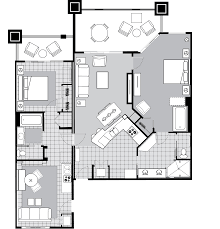 Fishing Cabin Floor Plans by The Lodges At Timber Ridge Welk Resorts
