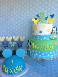 baby mickey 1st birthday baby mickey 1st birthday cake smash cake cake pops cakecentral