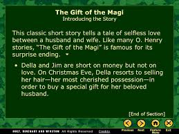 the gift of the magi by o henry ppt video online download