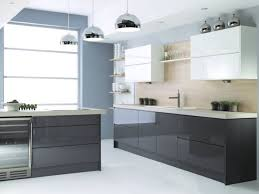 gray gloss kitchen cabinets kitchen trend colors gloss kitchen cabinets gray best of grey