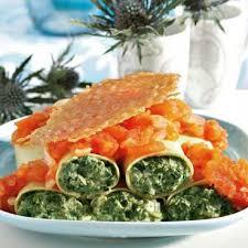 cuisine dietetique recette diététique de cannelloni aux blettes magazine avantages