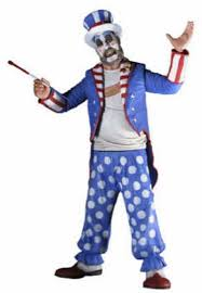 captain spaulding costume graveyard records maniacs