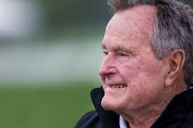 George W Bush Birth In A Rare Interview Former President George H W Bush Discusses