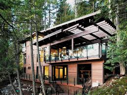 Vacation Home Designs My Mountain Home Is Modern Yet Cozy Classy Well Built Eco
