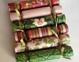 christmas poppers party crackers etsy