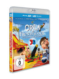 Kleine K He Kaufen Orla Froschfresser Auch Kleine Können Sich Wehren 3d Blu Ray