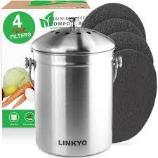 shop amazon com in home composting bins