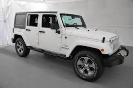 jeep rubicon white 2017 new 2017 jeep wrangler jk h1532x cueter chrysler jeep dodge
