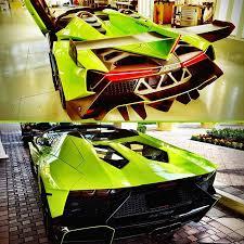 Lamborghini Veneno Green - veneno roadster registry teamspeed com