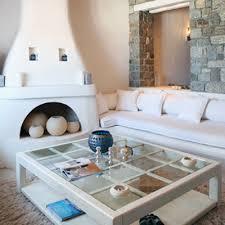 simplicidad veraniega casas griegas etxekodeco greek style