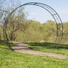wedding arches to buy belham living metal tunnel garden arbor hayneedle
