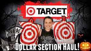 target dollar section halloween u0026 autumn decorations haul 2017
