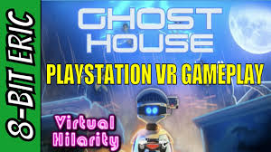 playstation vr the playroom vr wallpapers ghost house the playroom vr psvr virtual hilarity ep 16