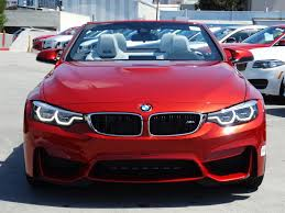 red bmw m4 new 2018 bmw m4 convertible in san francisco 18045 bmw of san