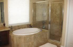shower wonderful small soaking tub shower combo bathroom remodel