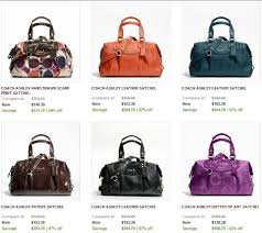 coach bag sale a thrifty recipes crafts diy and more