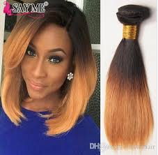 ombre hair extensions uk cheap 1b 4 27 ombre hair 3 bundles