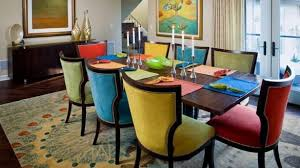 colorful dining table colorful dining room chairs awesome sets and painted 26 incredible