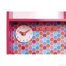 cuisine bois enfant janod jouet en bois cuisine enfants cuisine de jeu en bois horloge de
