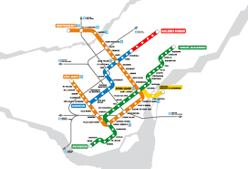 Montreal Subway Map by Montreal U0027s New Above Ground Metro Mtl Blog