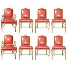Chinese Chippendale Dining Chairs Gently Used U0026 Vintage Chippendale Furniture For Sale At Chairish