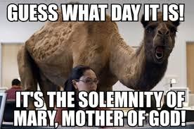 Holy Mother Of God Meme - catholic memes