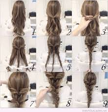 hair tutorial ombre hair color trends is the silver grannyhair style braid