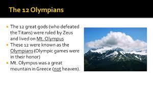 review of greek mythology ppt video online download