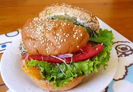cuisiner un hamburger hamburger végétarien au tofu et légumes alex cuisine