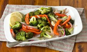 rachael ray roasted broccoli roasted broccoli red pepper and onion recipe relish